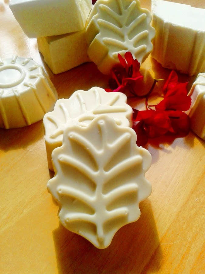 homemade natural castile soap