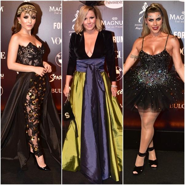 Looks do Baile da Vogue 2019 larissa manoela