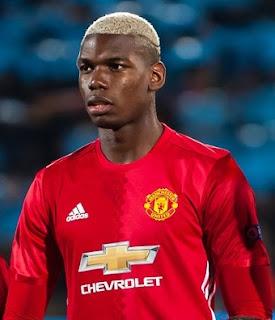 Footballer-Paul-Pogba