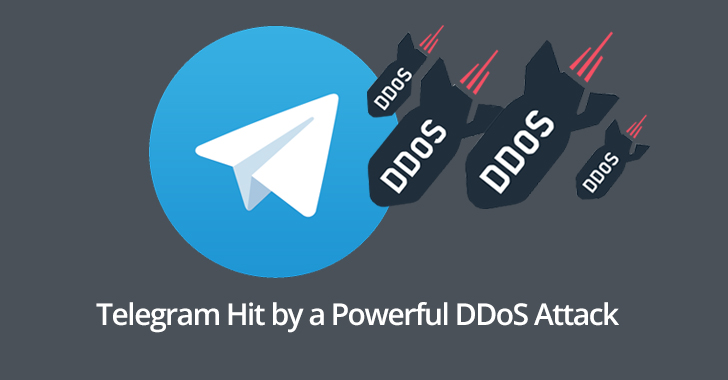 Telegram DDoS  - Telegram 2BDDoS - Telegram DDoS – Messaging Service Hit by a Powerful DDoS Attack