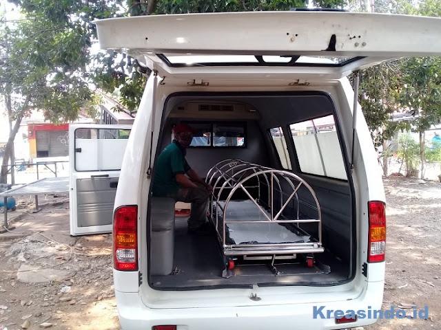 Jasa Keranda Mayat Ambulan Bahan Stainless Paling Recomended Di Jabodetabek