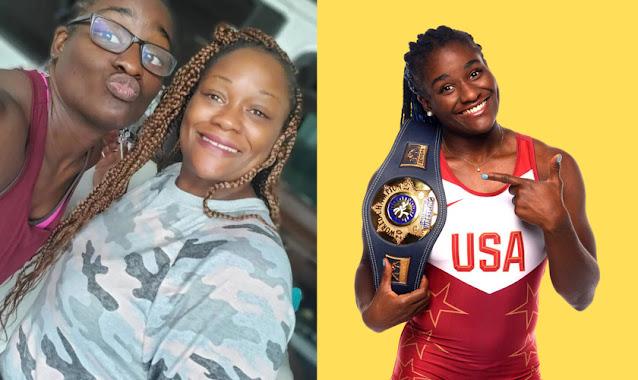 Atleta cristã usará dinheiro do prêmio de sua medalha de ouro para realizar sonho da mãe