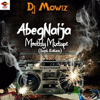 Dj Mowiz - AbegNaija Monthly (Amapiano Mix)