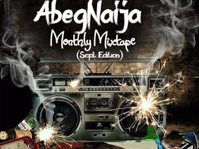[HOT MIX] Dj Mowiz - AbegNaija Monthly (Amapiano Mix)