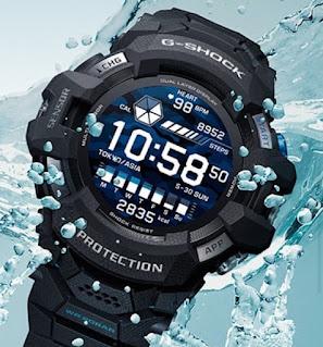 Casio G-SQUAD PRO GSW-H1000 price