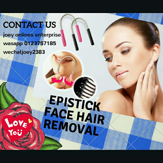 Epistick facial permanent Hair removal