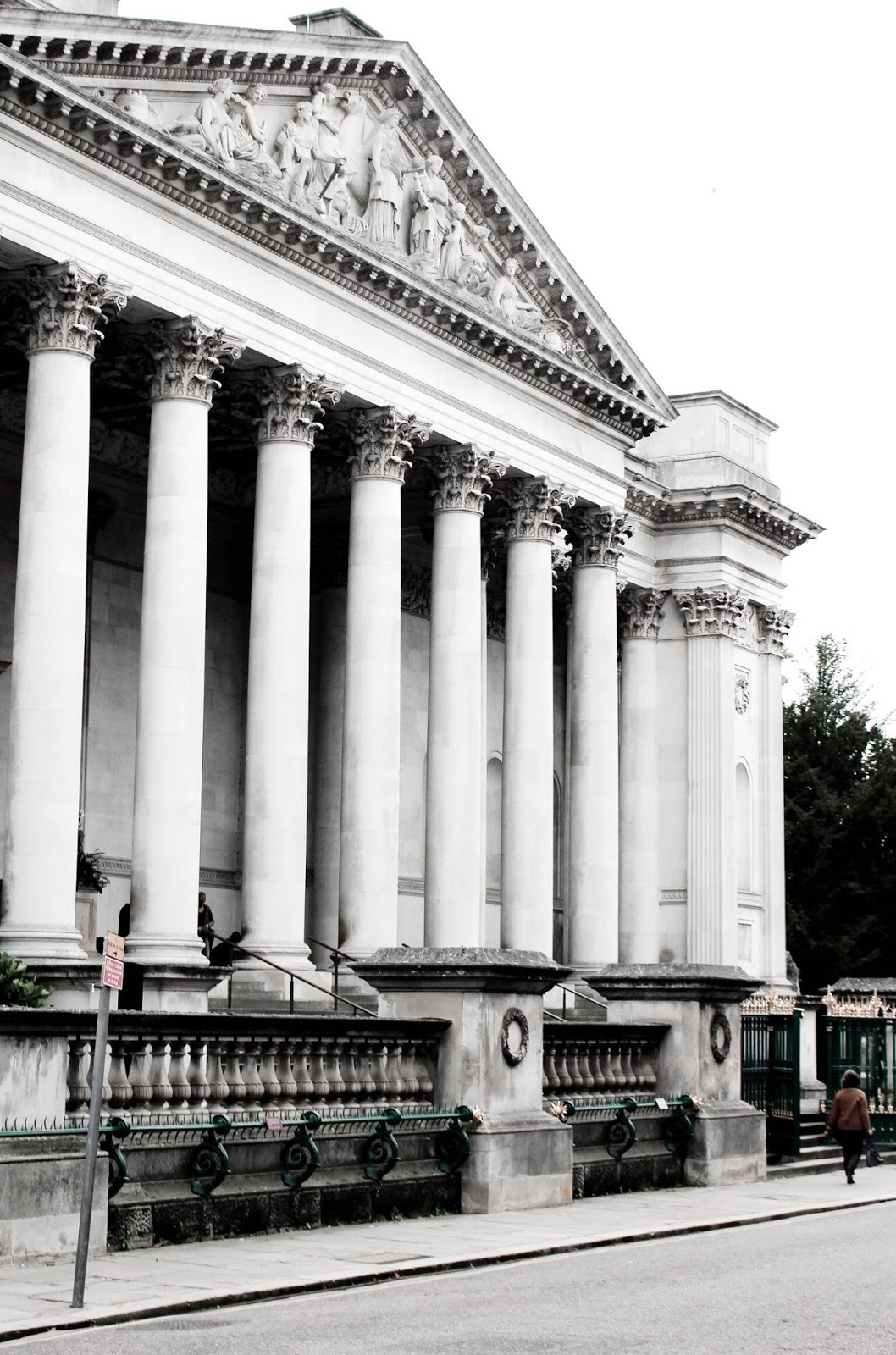 The Fitzwilliam Museum Architecture in Cambridge