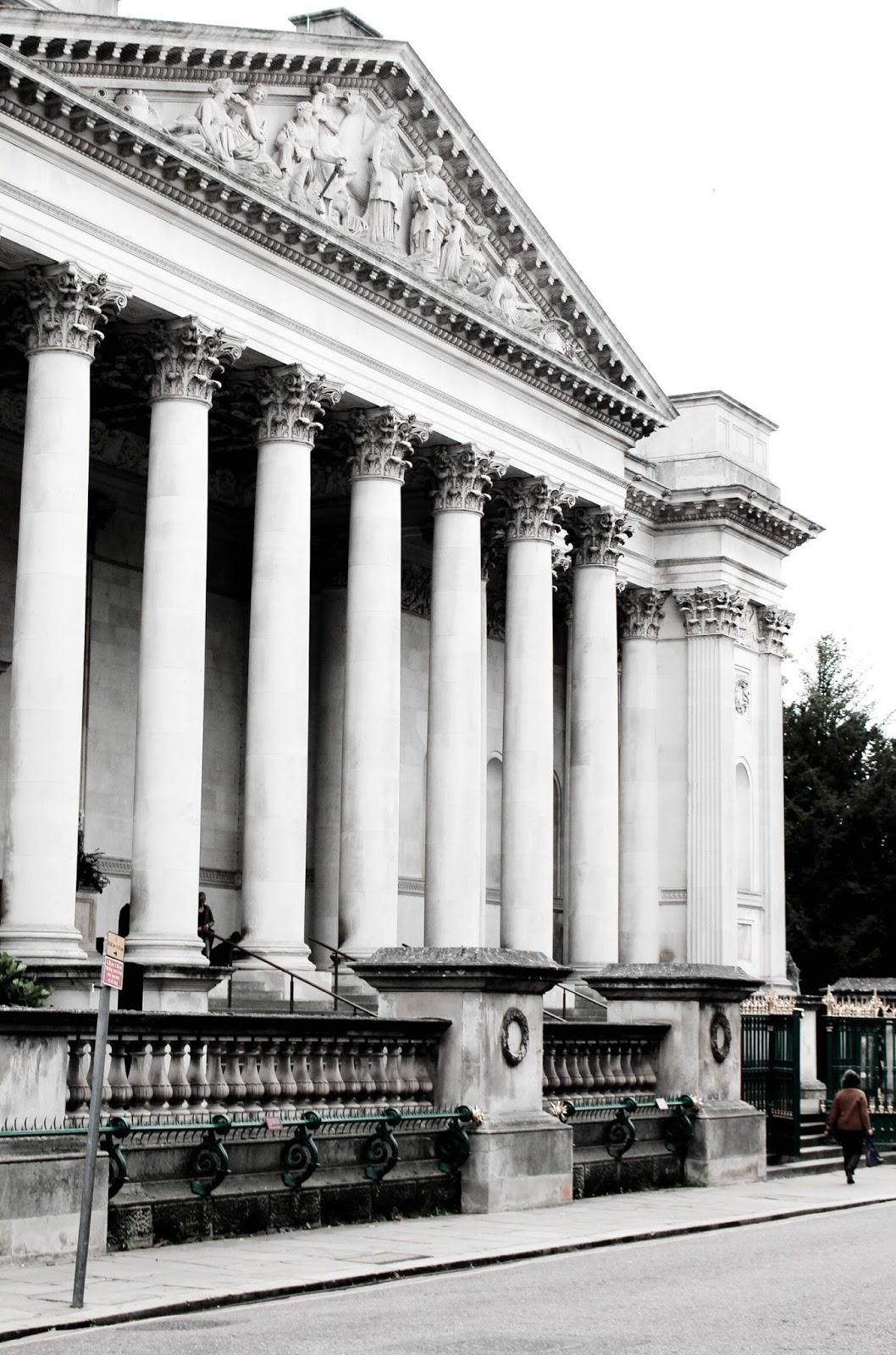 The Fitzwilliam Museum Architecture in Cambridge