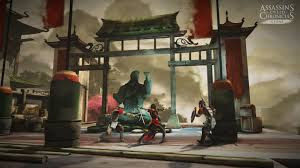 Assassin's Creed Chronicles: China Download Free