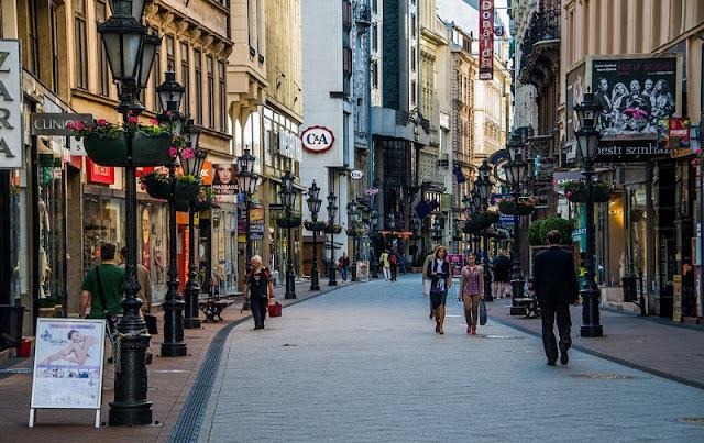 Região de Belvaros, Budapeste