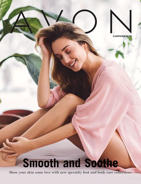 AVON Campaign 10 Brochure 2021 - Smooth and Soothe!