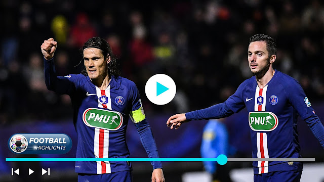 Linas-Montlhery vs Paris Saint Germain Highlights