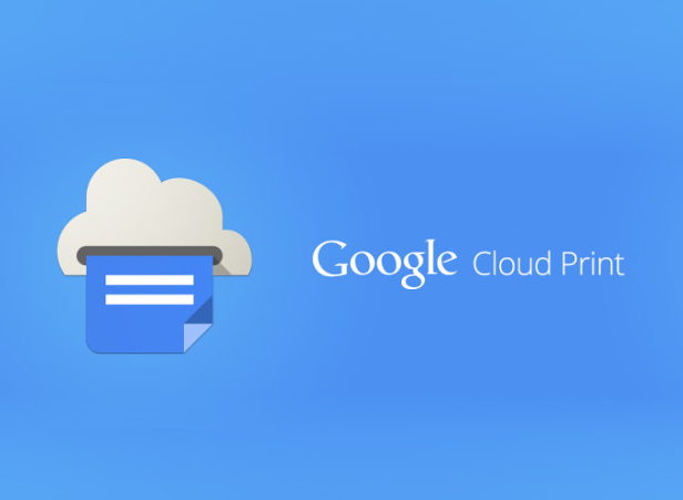 Google Cloud Printer Offline