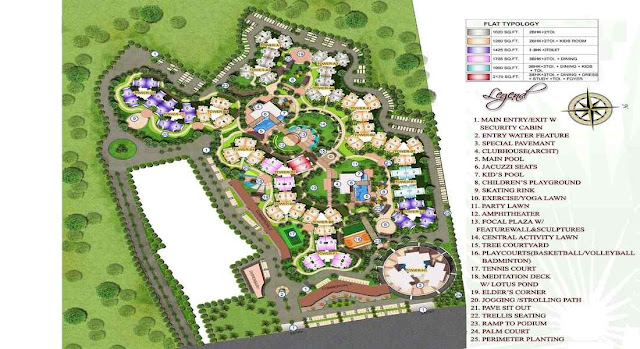 Supertech-Romano-Site-Plan