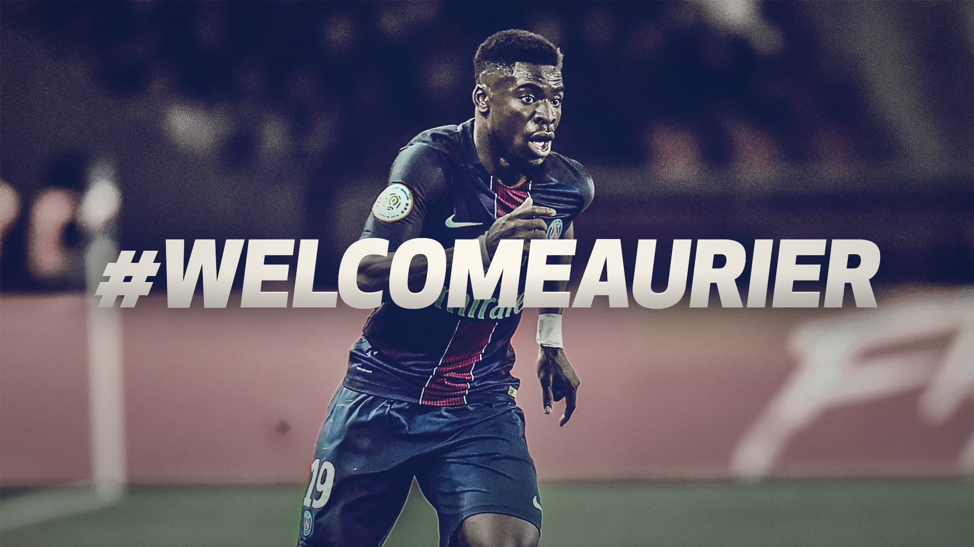 Tottenham Hotspur announce the signing of Serge Aurier from PSG
