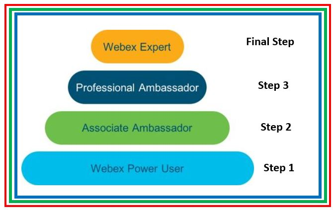 Cisco Launches Webex Ambassador Program
