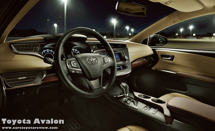 Toyota Avalon Review
