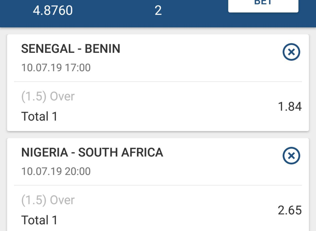 Bet9ja booking codes/1xbet booking for today 10-07-2019
