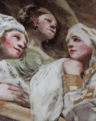 Majas de Francisco de Goya