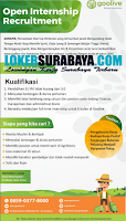Open Internship Recruitment at PT. Sinergi Inti Berkah Investama (Goolive) Surabaya Oktober 2020