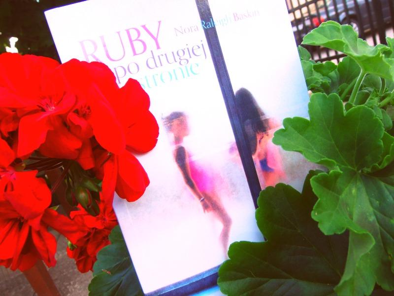 "Nora Raleigh Baskin, ""Ruby po drugiej stronie"""