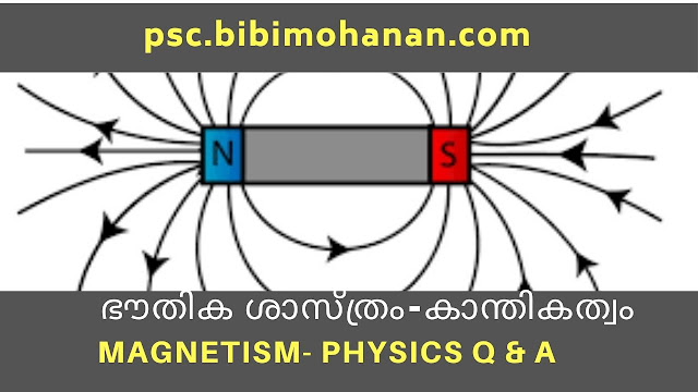 Magnetism- Physics Questions and Answers