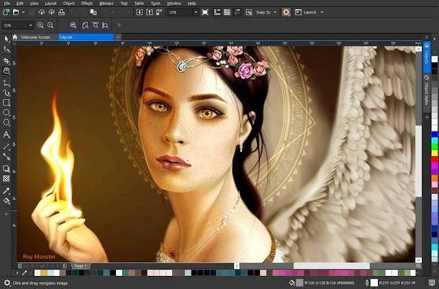 Download CorelDRAW Graphics Suite 2020 Full Version Terbaru 2021 Free Download