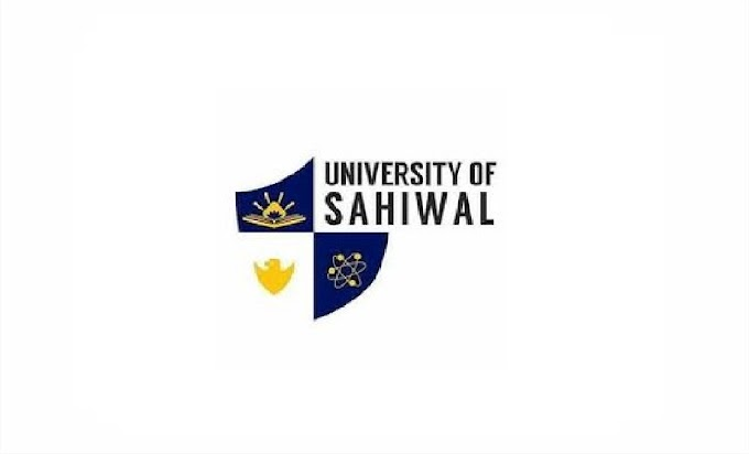 University of Sahiwal Jobs 2021 – Application Form via uosahiwal.edu.pk