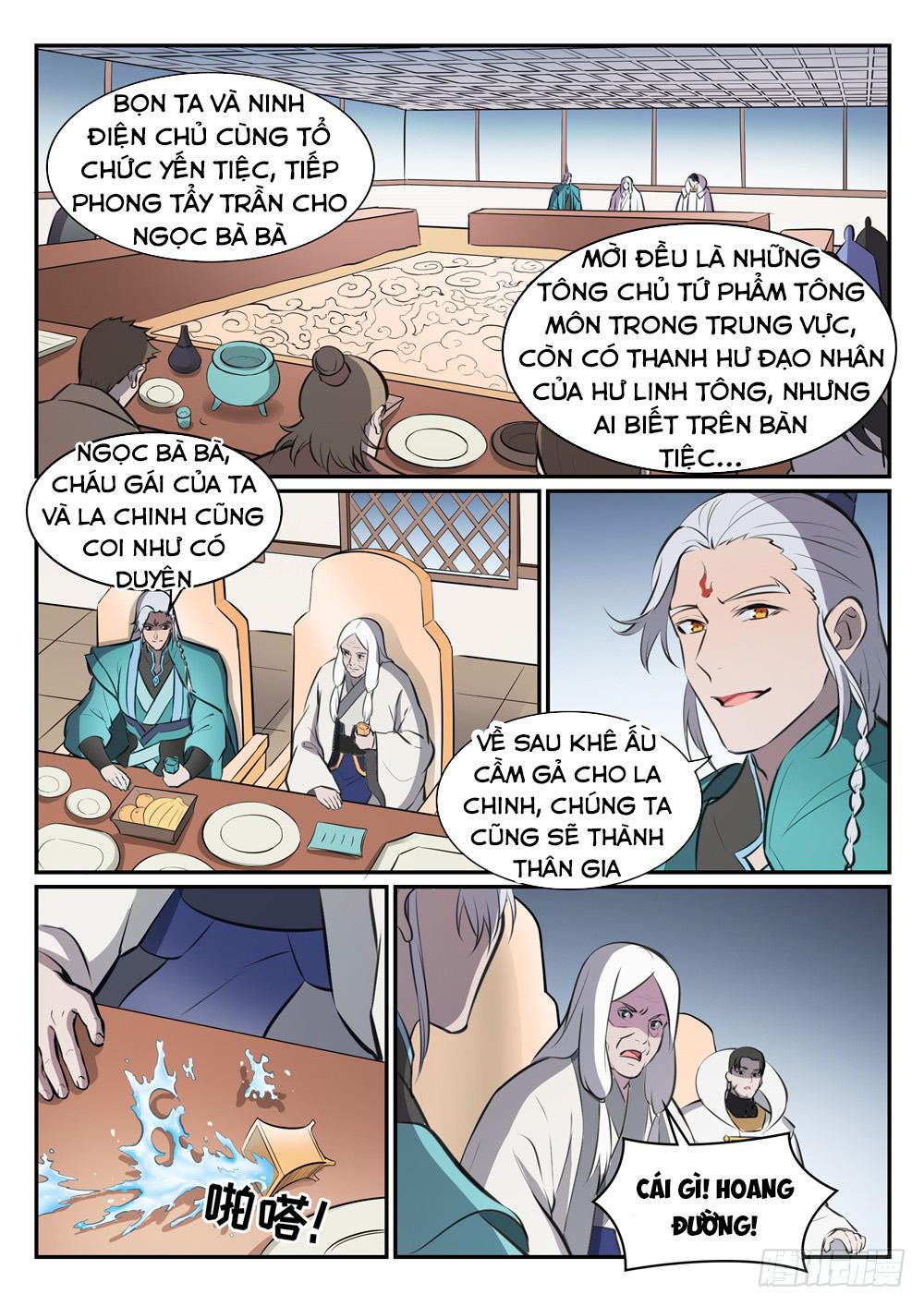 Bách Luyện Thành Thần chap 467 - Trang 4