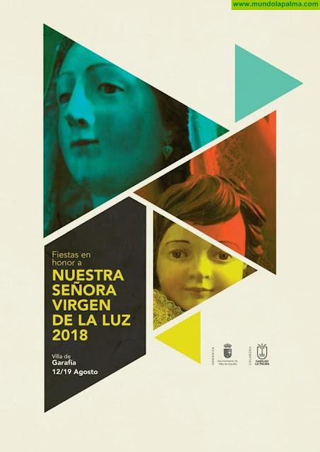 Programa de Actos de las fiestas en honor a Nuestra Señora Virgen de la Luz 2018 - Villa de Garafía