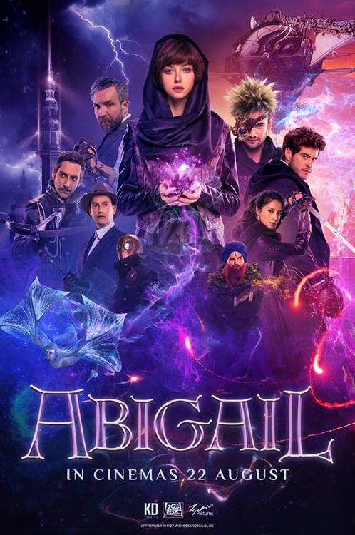 Review Filem Abigail