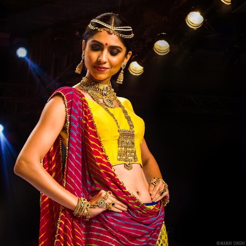 Pooja Bhamrah India International Jewellery Week Mumbai