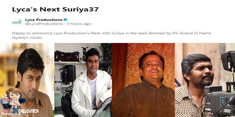 Suriya Next movie Ayan 2   Lyca Production   Suriya   K.V Anand   Suriya37