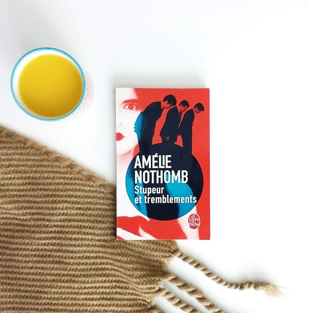 Stupeur et tremblements d'Amélie Nothomb