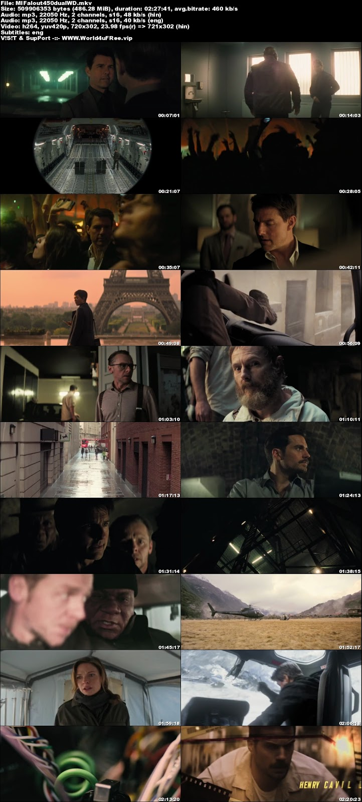 Mission Impossible Fallout 2018 Dual Audio HDRip 480p 450Mb world4ufree.vip , South indian movie Mission Impossible Fallout 2018 hindi dubbed world4ufree.vip 720p hdrip webrip dvdrip 700mb brrip bluray free download or watch online at world4ufree.vip