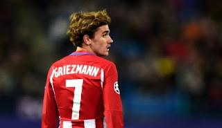 Manchester United Dapatkan Griezmann, Lepas Memphis Depay ke Lyon