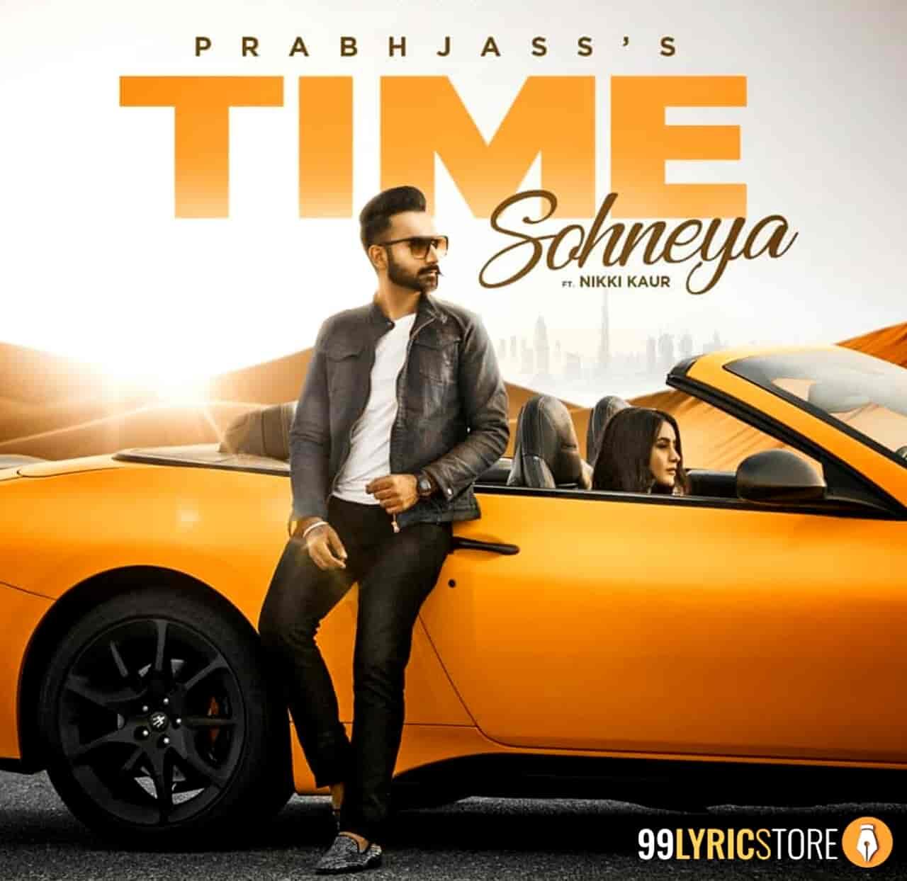 Time Sohneya Punjabi song sung by Prabh Jass