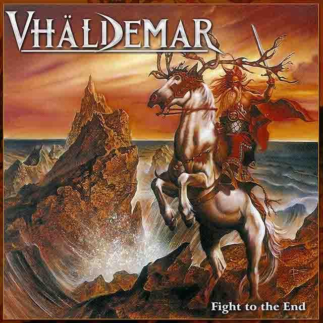 """Ο δίσκος των Vhäldemar """"Fight to the End"""""""