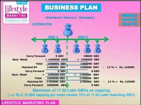 Mi lifestyle business plan