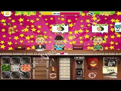 Youda Sushi Chef 2 PC Game - Free Download Full Version