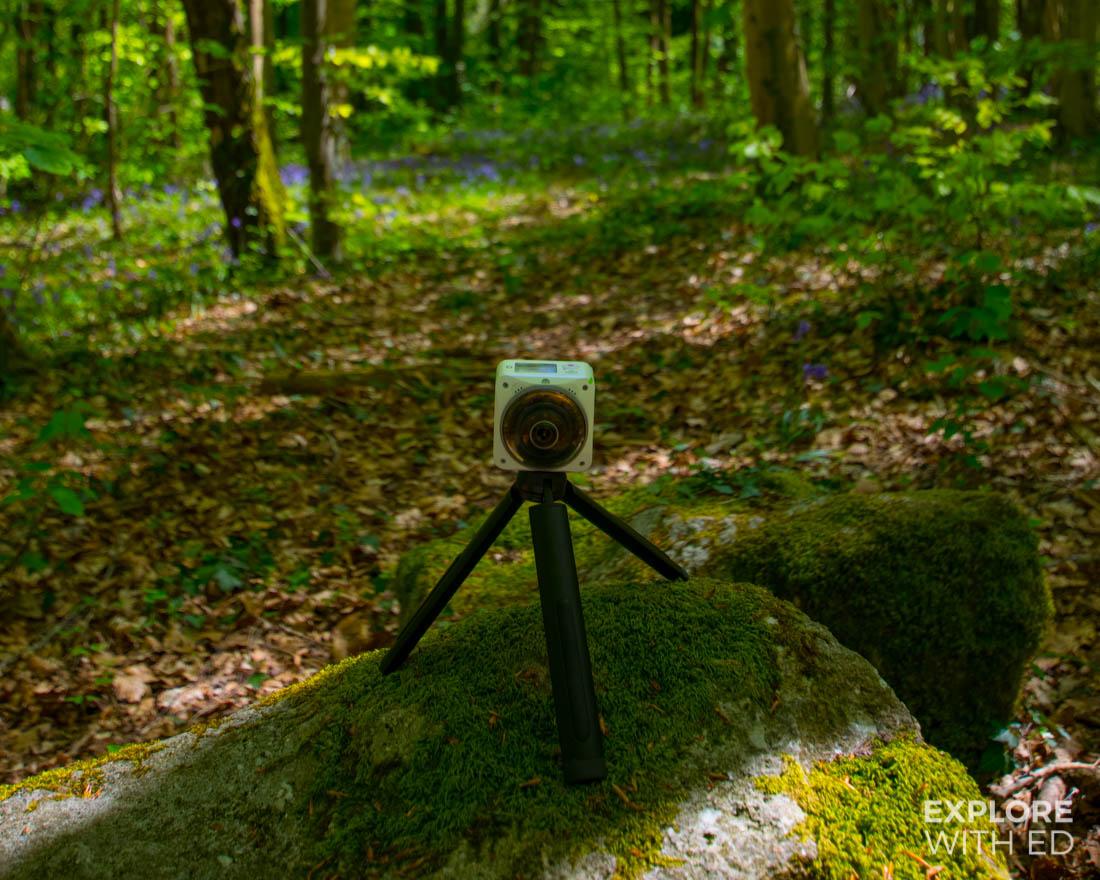 PixPro Orbit360 4k camera by Kodak
