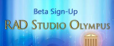 Delphi, C++Builder и RAD Studio Olympus Beta