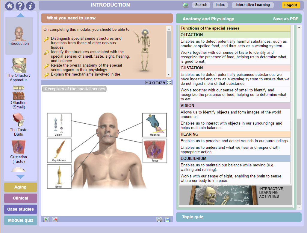 JCU Library News: Anatomy.TV – 3D Anatomy and Physiology