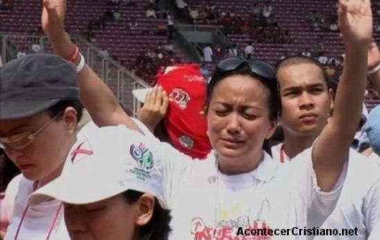 Aumenta cristianismo en Indonesia