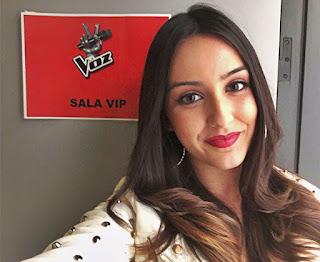 María Cucarella canta Con las ganas de Zahara. La Voz 4