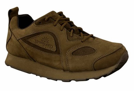 Woodland Men's Green Casual Shoes worth Rs.2695 just for Rs.1617 Only (Flat 40% Off) with Free Home Delivery