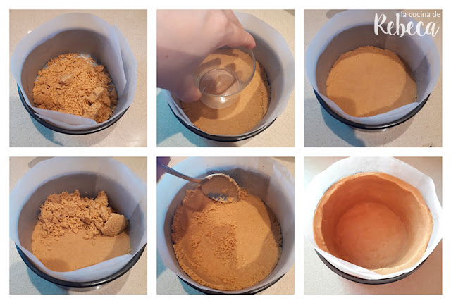 Receta de tarta de cookies y nata: cómo poner la cobertura exterior