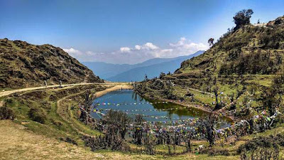 Singalila National Park - Situated at a height of 7000 feet above sea level