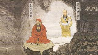 La leggenda di Bodhidharma e l'imperatore Wu Liang - Buddha