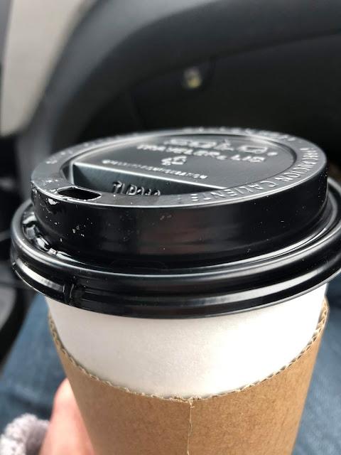 Sencha tea for the road from Macha Tea Company in Madison, Wisconsin.